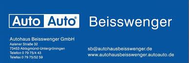 Bildergebnis für autohaus beisswenger untergröningen logo